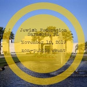 Better Futures event Jewish Federation Sarasota