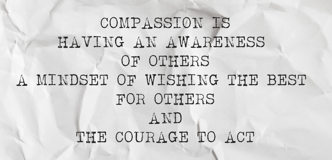 With compassion we create Better Futures